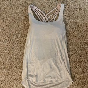 Lululemon Bra Support Top, Size 8